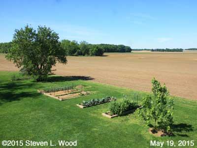 Our Senior Garden - May 19, 2015