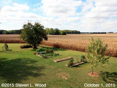 Our Senior Garden - October 1, 2015