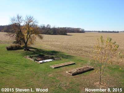 Our Senior Garden - November 8, 2015