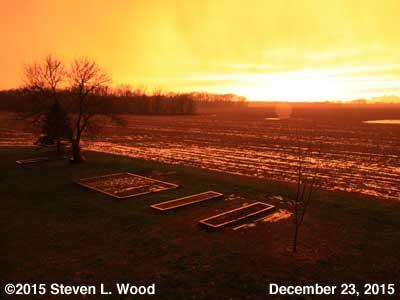 Our Senior Garden - December 23, 2015 - 6:30 P.M. EST