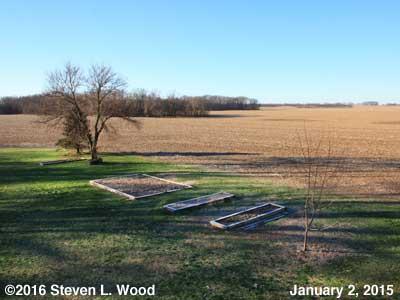 Our Senior Garden - January 2, 2016