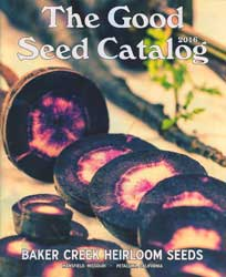 The Good Seed Catalog