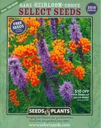 Select Seeds Heirloom Flowers