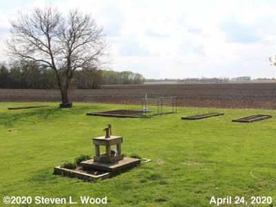 Our Senior Garden - April 24, 2020