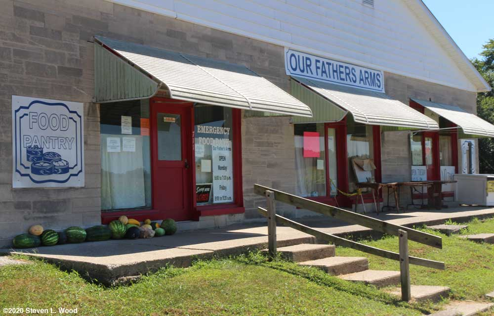 Our Father's Arms Food Bank/Free Store