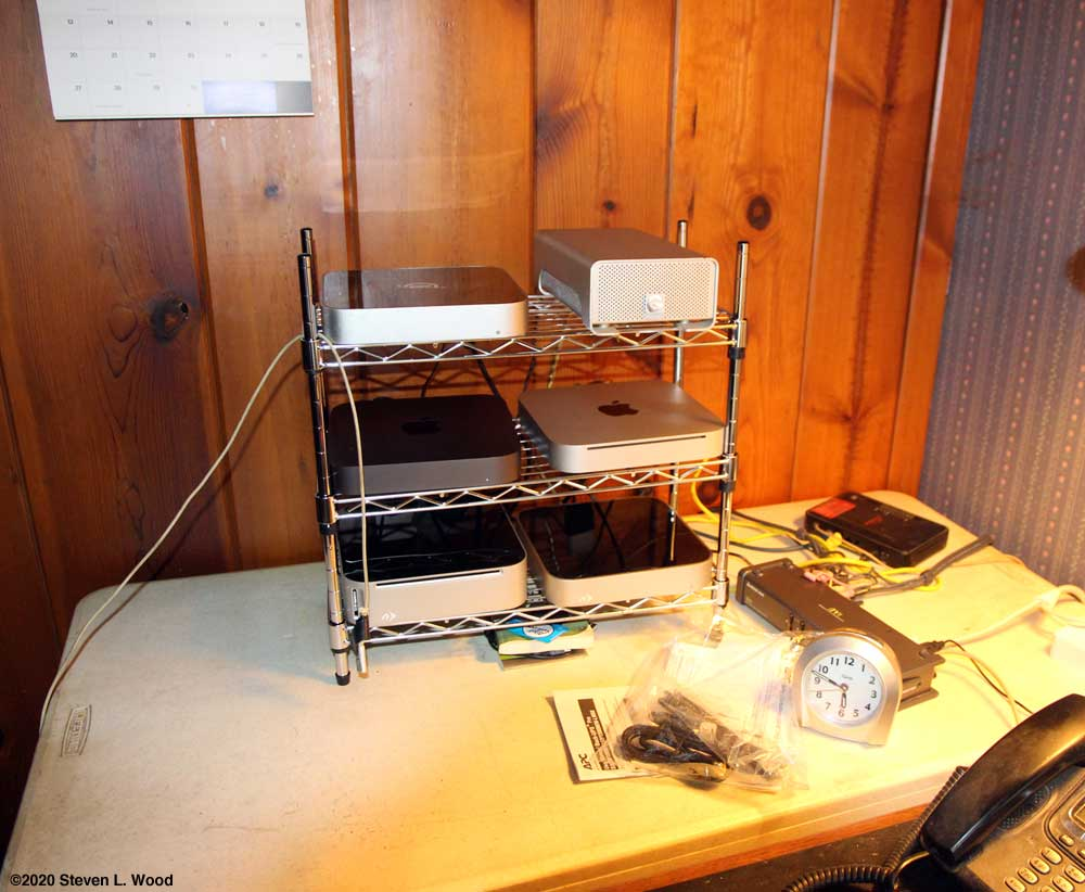 New computer setup