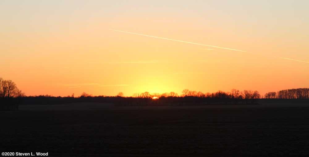 Prety evening sky/sunset