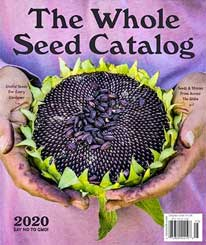 Baker Creek's Whole Seed Catalog