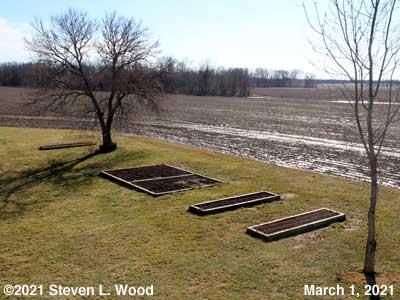 Our Senior Garden - March 1, 2021