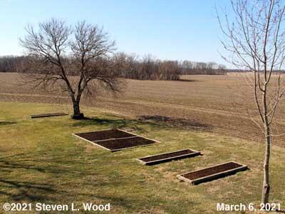 Our Senior Garden - March 6, 2021