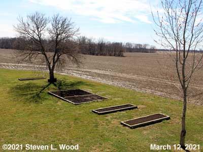 Our Senior Garden - March 12, 2021