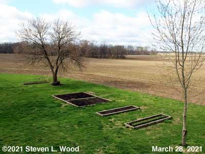 Our Senior Garden - March 28, 2021
