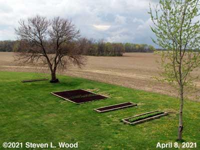 Our Senior Garden - April 8, 2021
