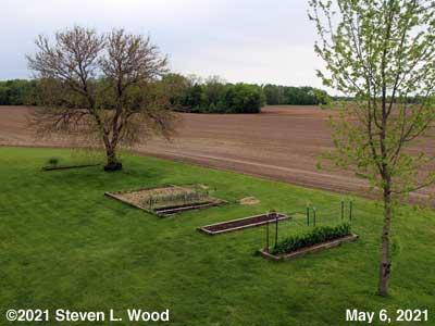 Our Senior Garden - May 6, 2021