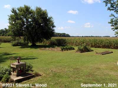 Our Senior Garden - September 1, 2021