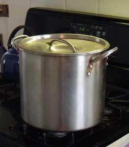 Potting Soil Pot