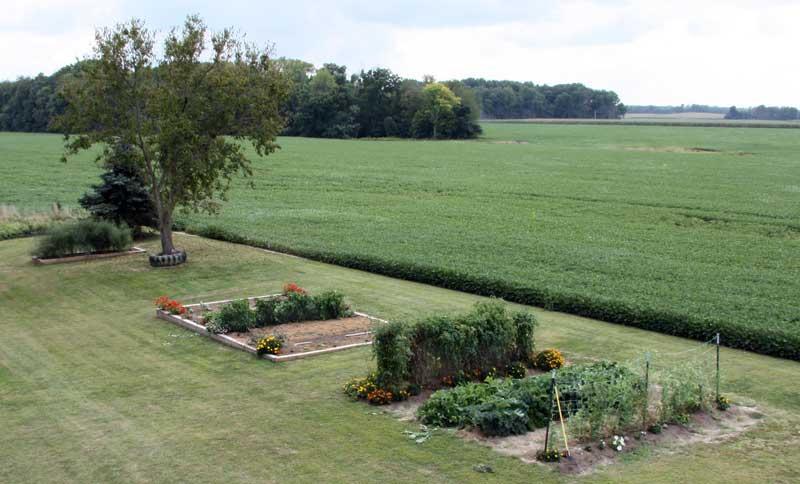The Senior Garden - 2009