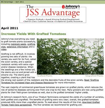 JSS Advantage