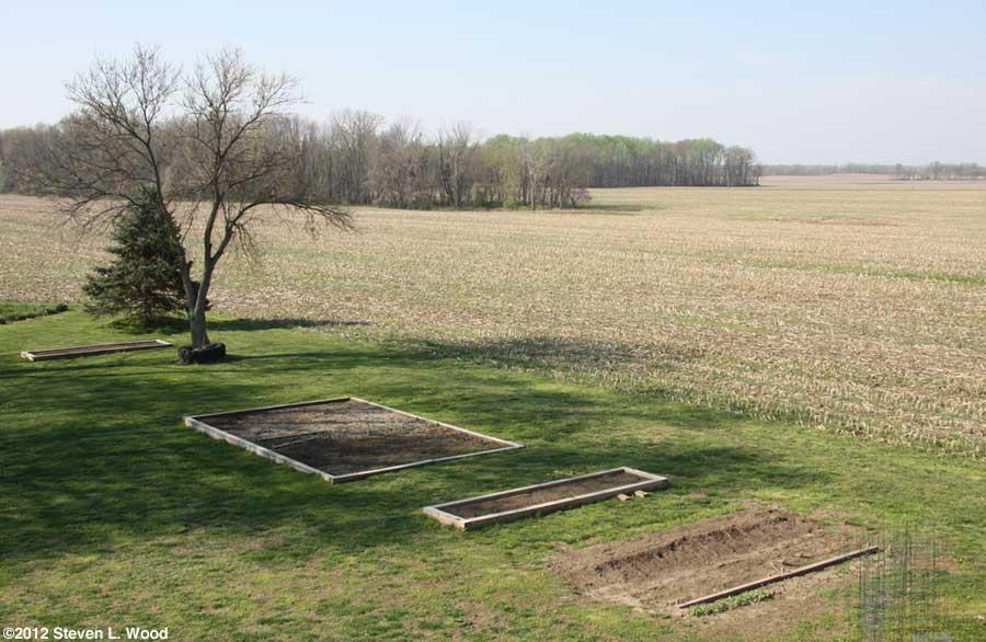 Our senior garden - 3/21/2012