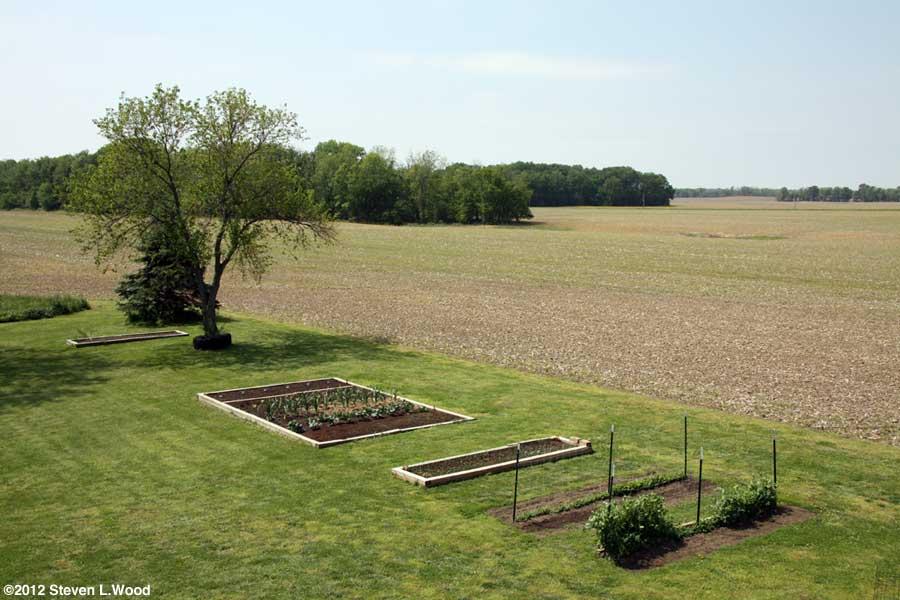 Our senior garden - 4/28/2012