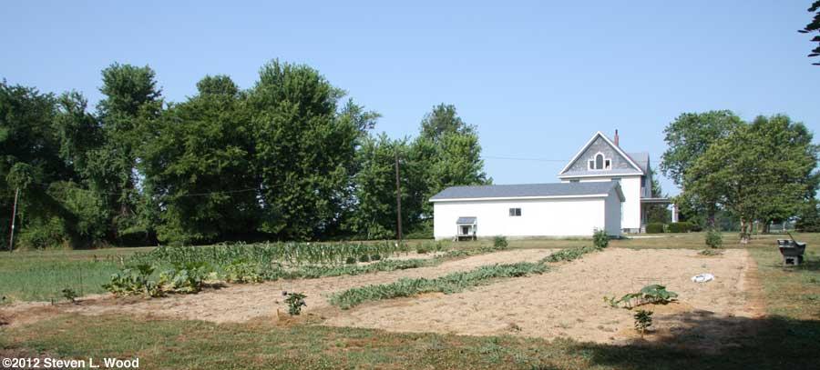 East Garden - July 5, 2012