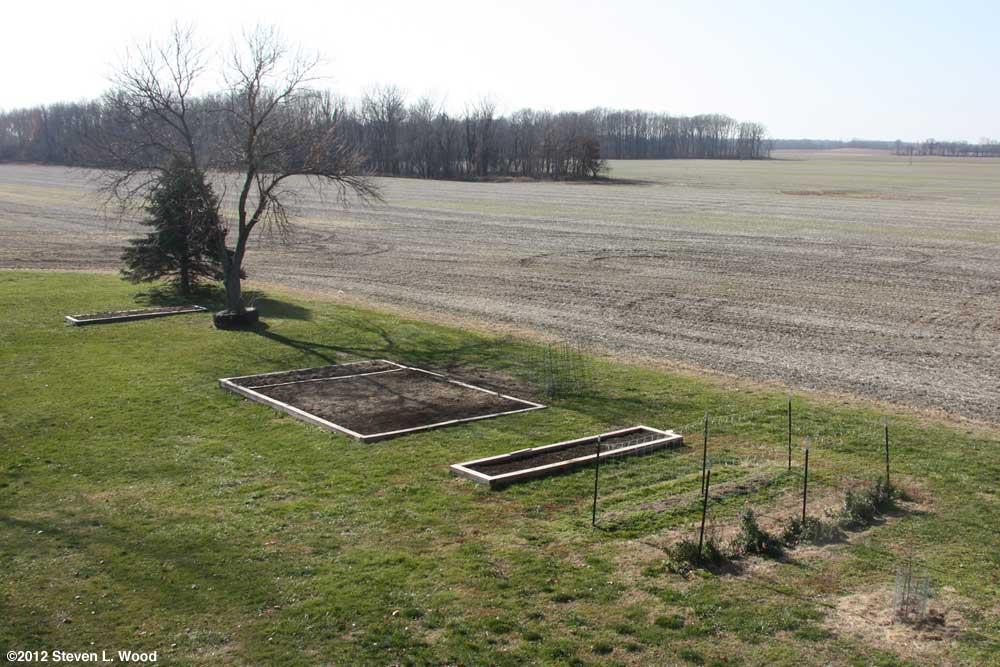 Our Senior Garden - 11/30/2012