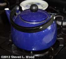 Heating unsoftened water