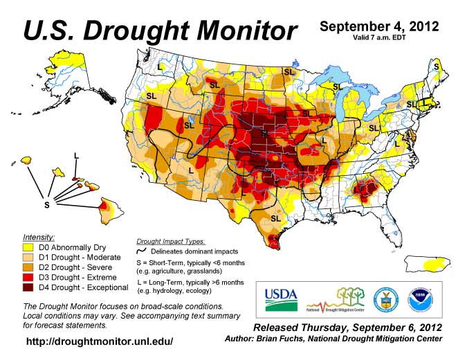 Drought - Sept 4