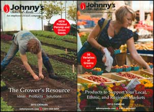Two Johnny's Catalogs