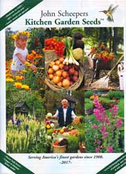 John Scheeper's Kitchen Garden Seeds
