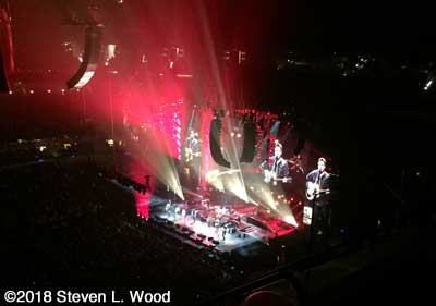 Eagles Concert - Indianapolis - March 12, 2018