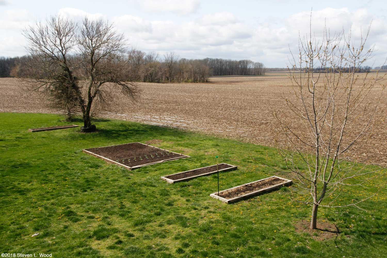 The Old Guy\'s Garden Blog - April, 2018