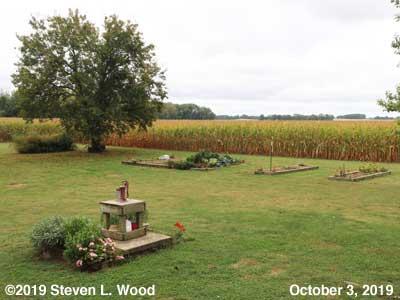 Our Senior Garden - October 3, 2019